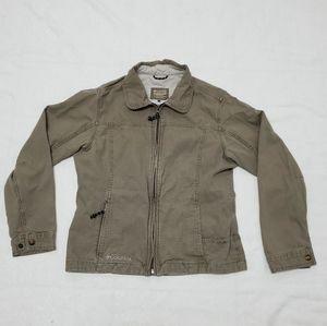 Columbia Coat women's Small Casual Jacket